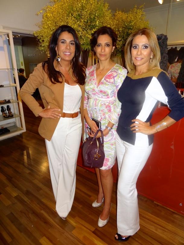 Marcia Cardoso, Rosi Malczewski, Andrea Omieri