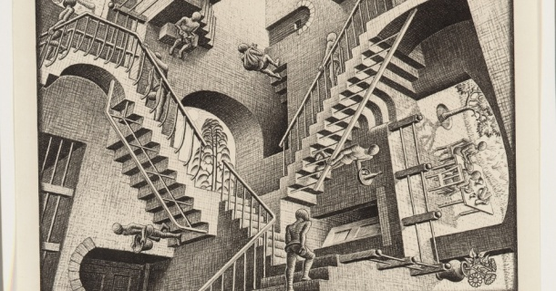 relatividade-1953-escher-