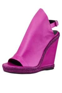 Balenciaga Glove Wedge Espadrilles