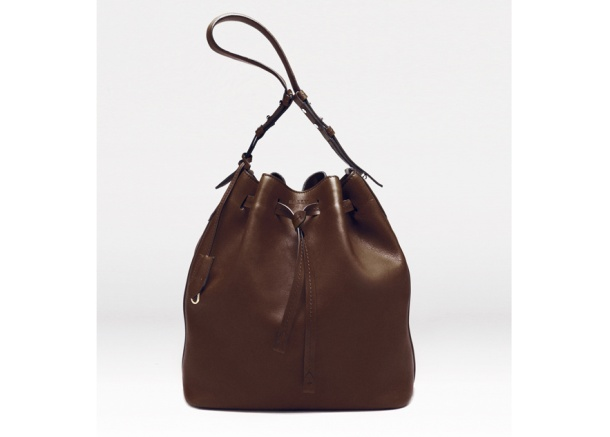 Bally Calfskin leather bag, €995.