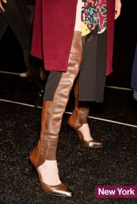 BCBG's Over-the-Knee Hybrid Pump Boots
