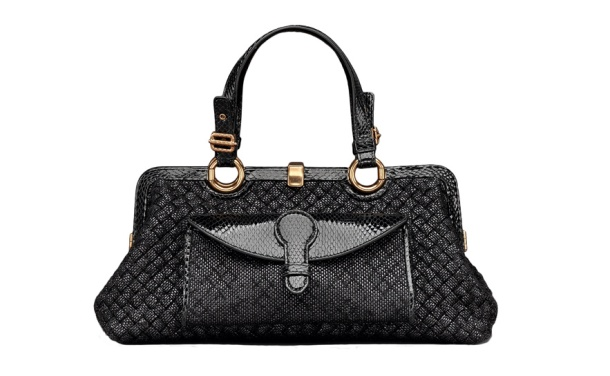 Bottega Veneta Intrecciato calfskin leather bag, price on application.