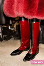 Derek Lam's Two-Tone, Pointy-Toe Flat Boots