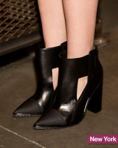 Tibi's Tough-Girl Shoe Boots