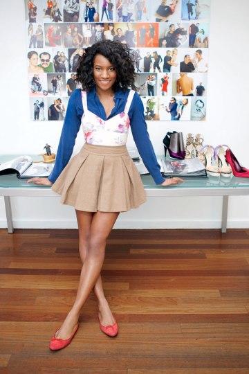 Fashion Editor Danielle Prescod