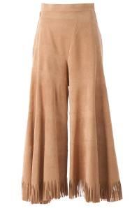 Junya Watanabe Flared Trousers, $1,471; farfetch.com