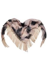 Luxe Wool Fringe Scarf, $336; bottica.com