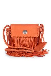 Ralph Lauren Flat Fringe Crossbody Bag, $395; saksfifthavenue.com