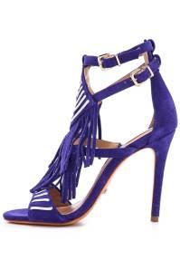 Schutz Fixa Fringe Sandals, $240; shopbop.com